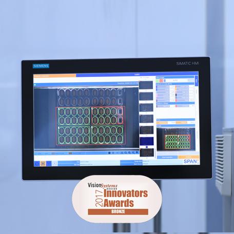 Blister inspection system using blisbeat